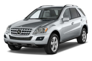 Mercedes ML 350 4 Matic 2009