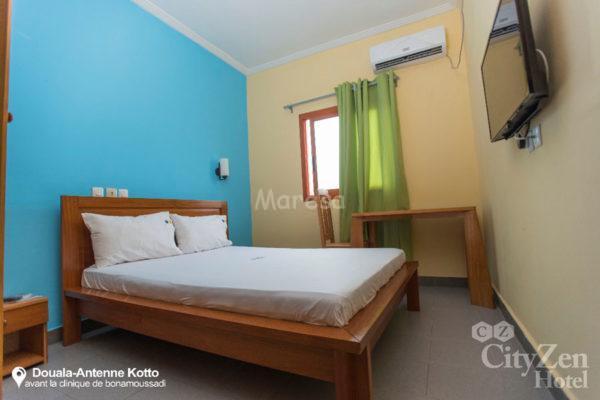 Cityzen Hotel – Chambre Standard