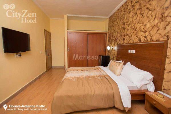 Cityzen Hotel – Chambre Grand Luxe