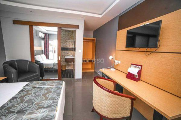 Chambre Superieure 2 à Bobende – Fini Hotel